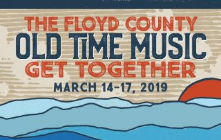 2019 Old Time Music Get-Together Podcast Artwork