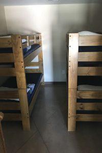 Bermed Lodge Room 1