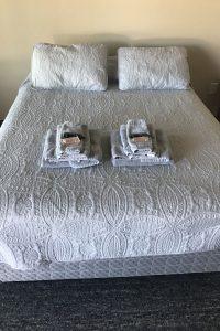 Bermed Lodge Room 2