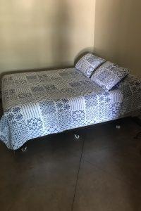 Bermed Lodge Room 6