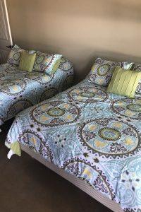 Bermed Lodge Room 7