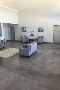 Bermed Lodge Community Room