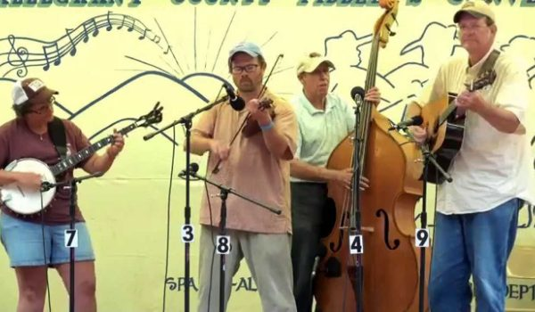 Blue Ridge Mountain Ramblers