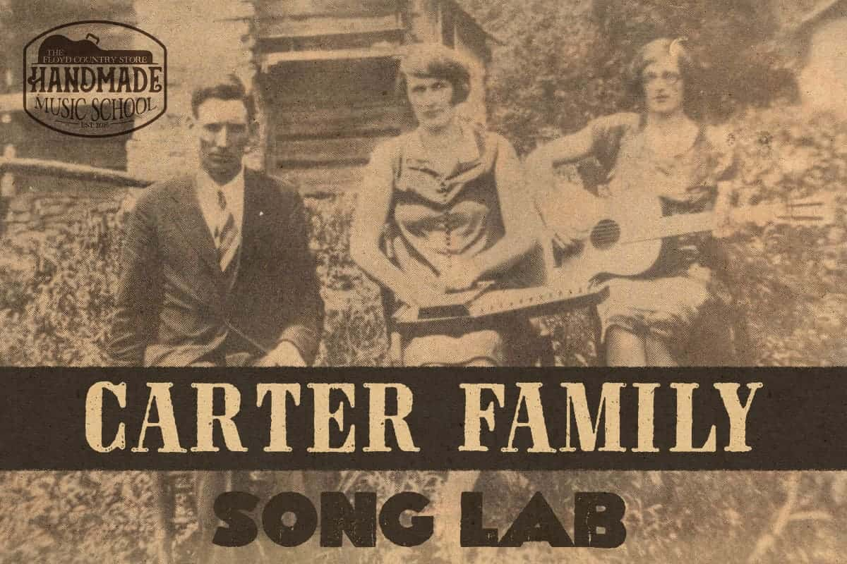Carter Family Song lab