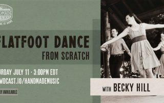 Flatfooting from Scratch with Becky Hill