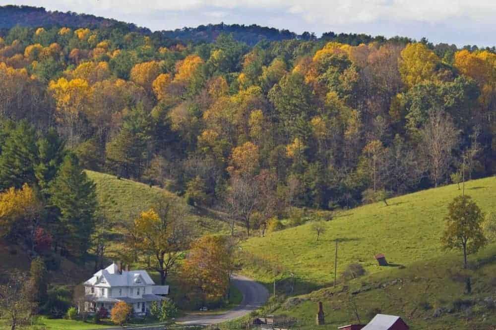 Floyd County House