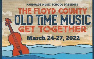 Floyd County Old Time Music Get-Together 2022