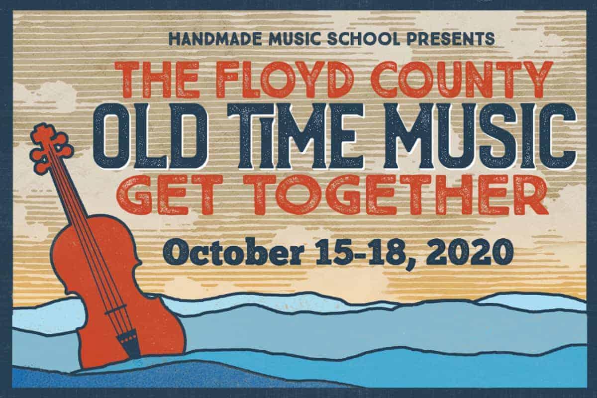 2020 Floyd Old Time Music Get Together