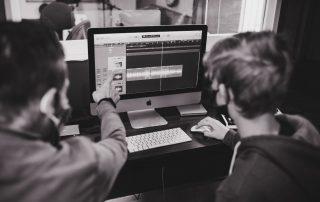 Floyd Music Loft Recording Lesson