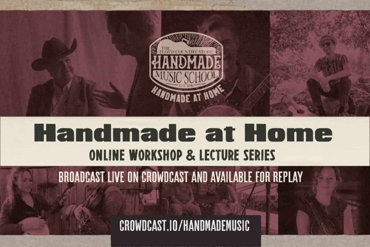 Handmade at Home Banner