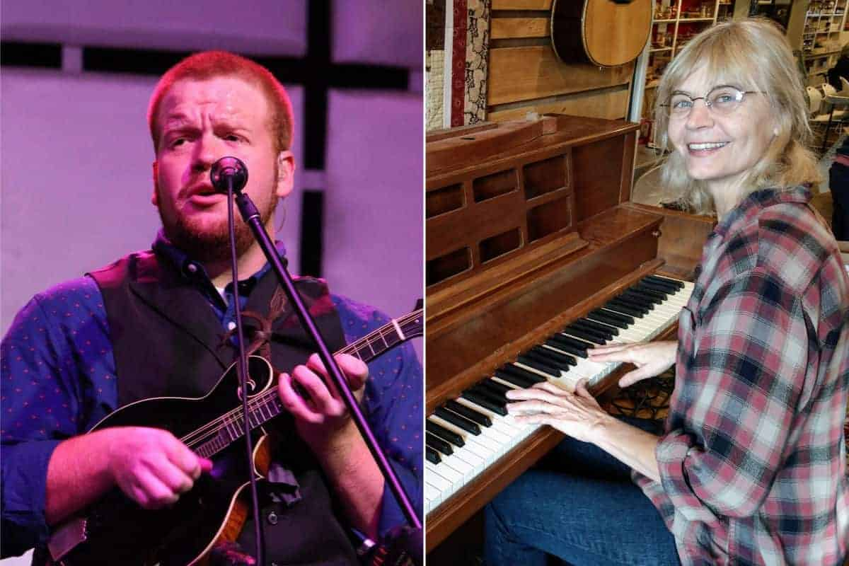 New Teachers Jesses Smathers & Morgan Fichter