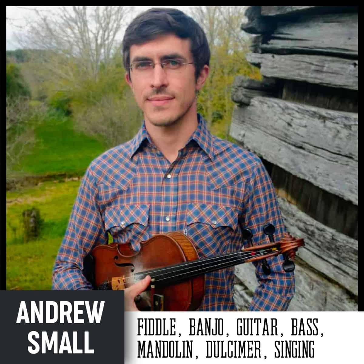 Handmade Music School Teacher Andrew Small