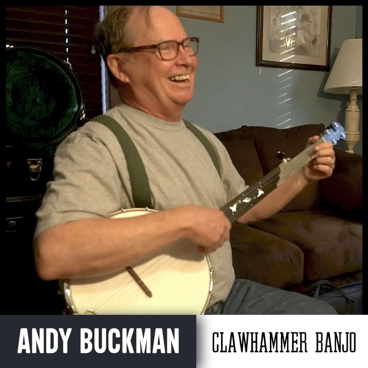 Handmade Music School Teacher Andy Buckman