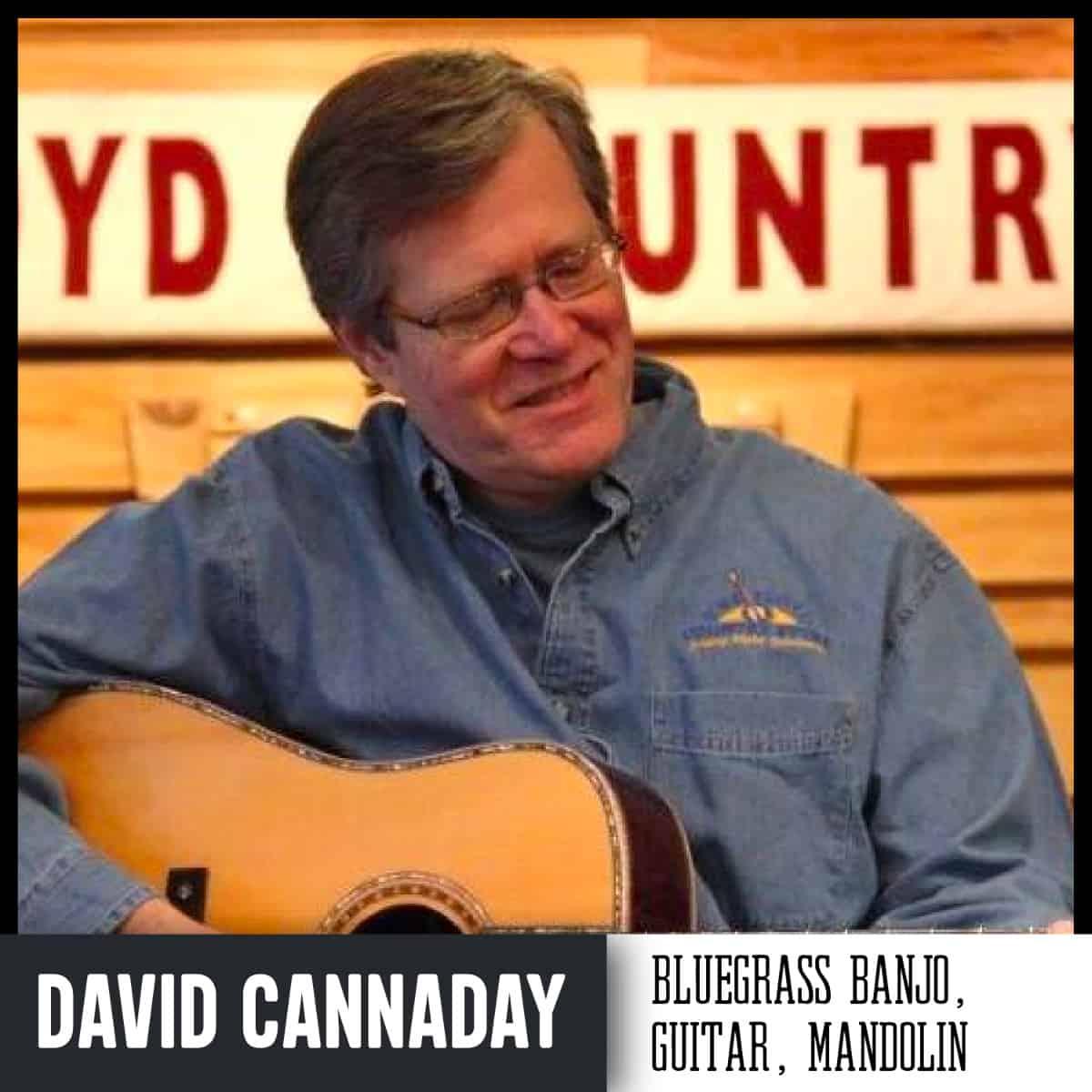 Handmade Music School Teacher David Cannaday