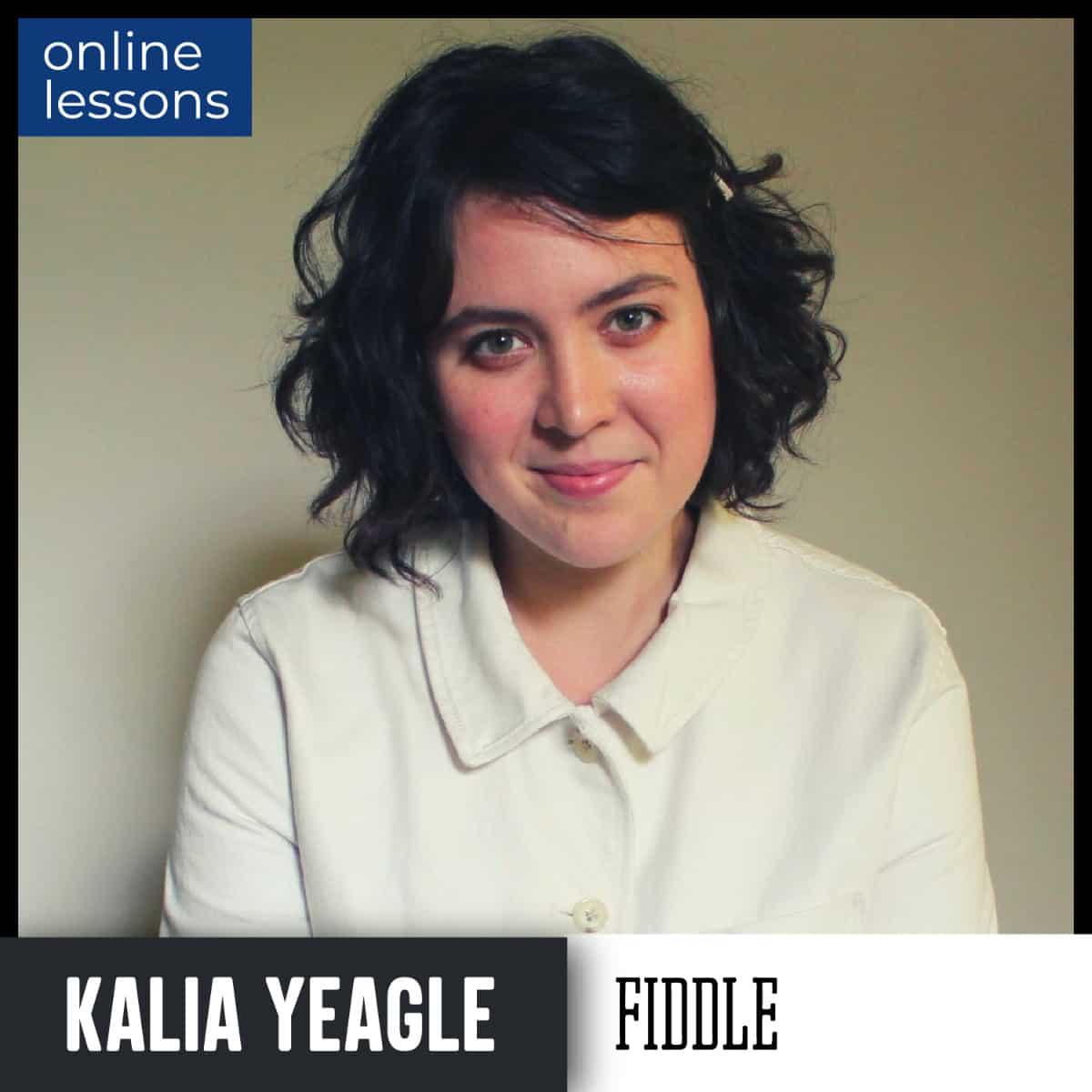 Handmade Music School Teacher Kalia Yeagle
