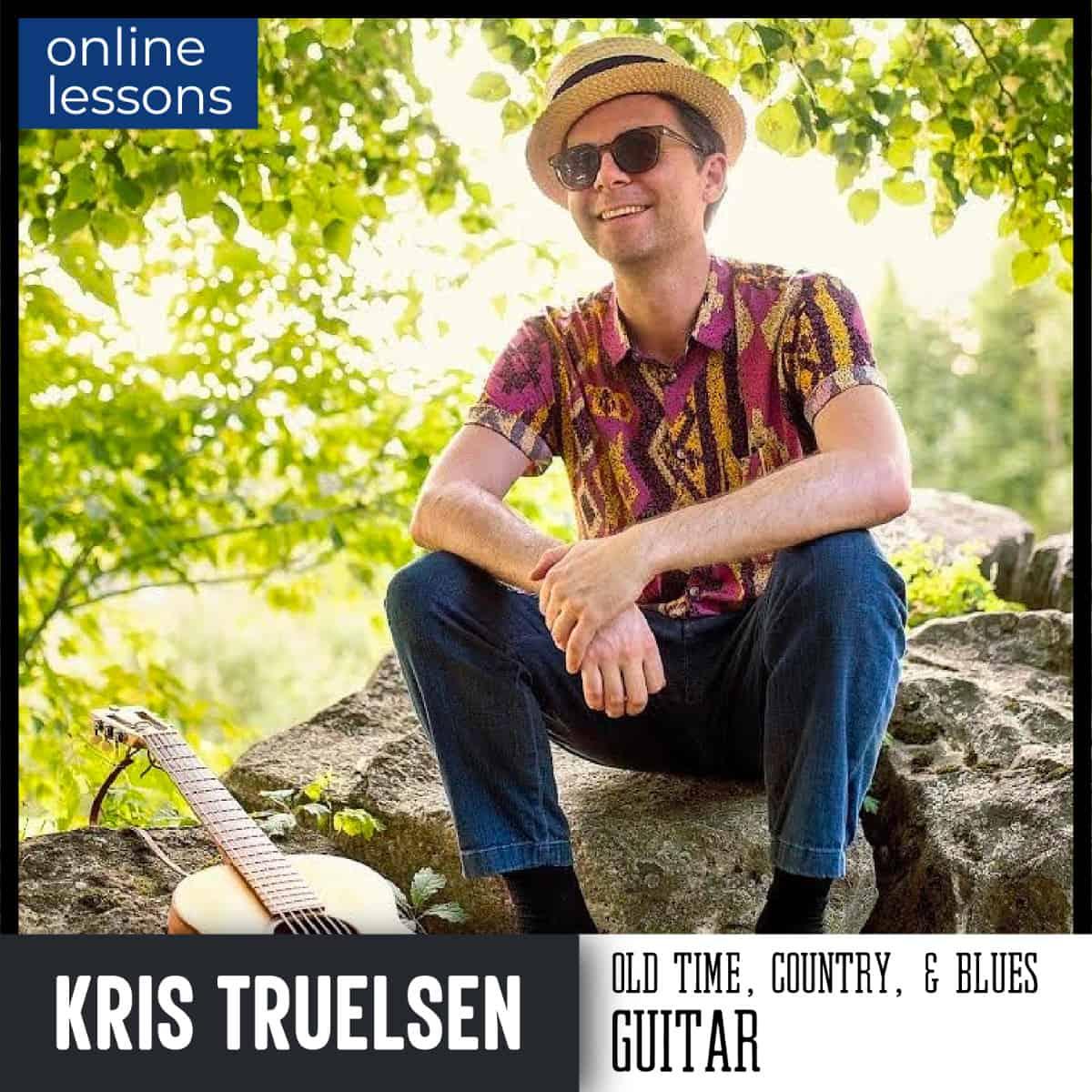 Handmade Music School Teacher Kris Truelsen