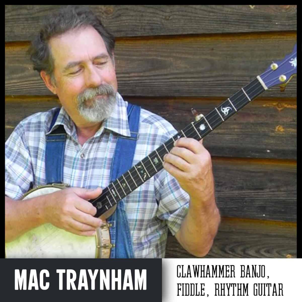 Handmade Music School Teacher Mac Traynham