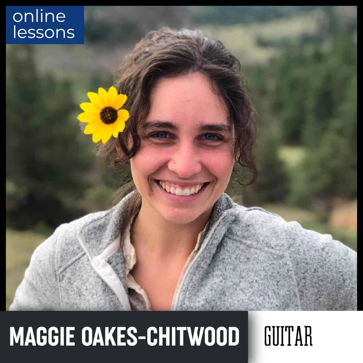 Handmade Music School Teacher Maggie Oakes-Chitwood