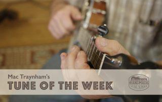 Mac Traynham's Tune of the Week