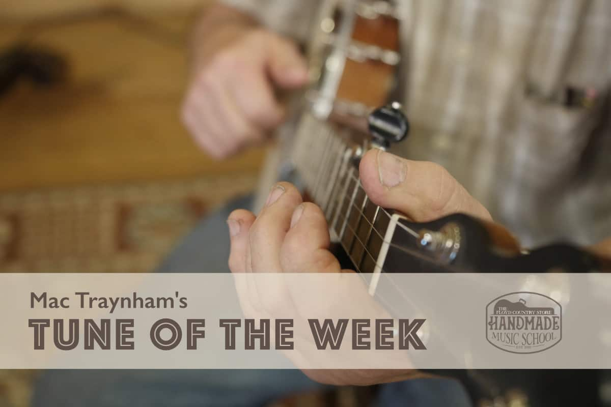 Mac Traynham's Tune of the Week