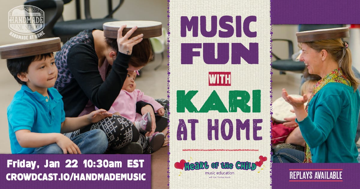 Music Fun with Kari at Home