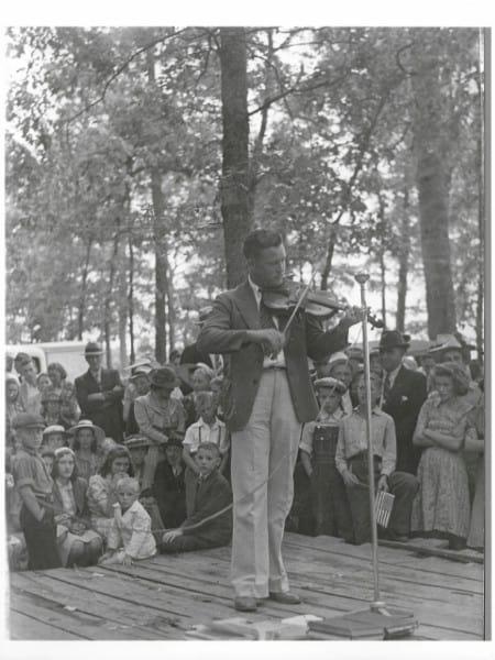 Bill Shelor - Patrick County, VA c.1940s