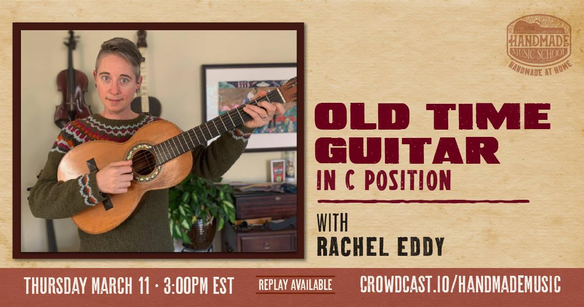 Rachel Eddy Workshop 2021-03-11