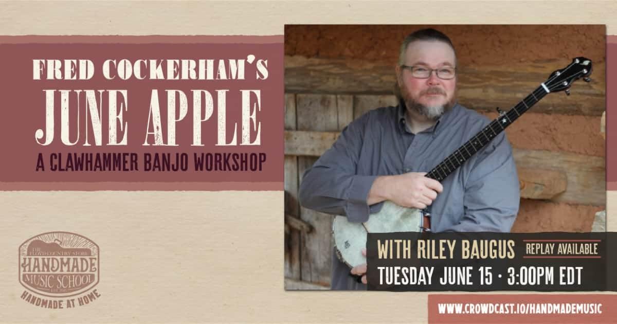 Riley Baugus Workshop 2021-06-15