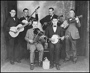 Roanoke Jug Band