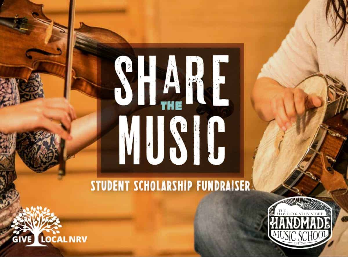 Share the Music Fundraiser