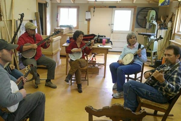 Southern Mountain Melodies Workshop