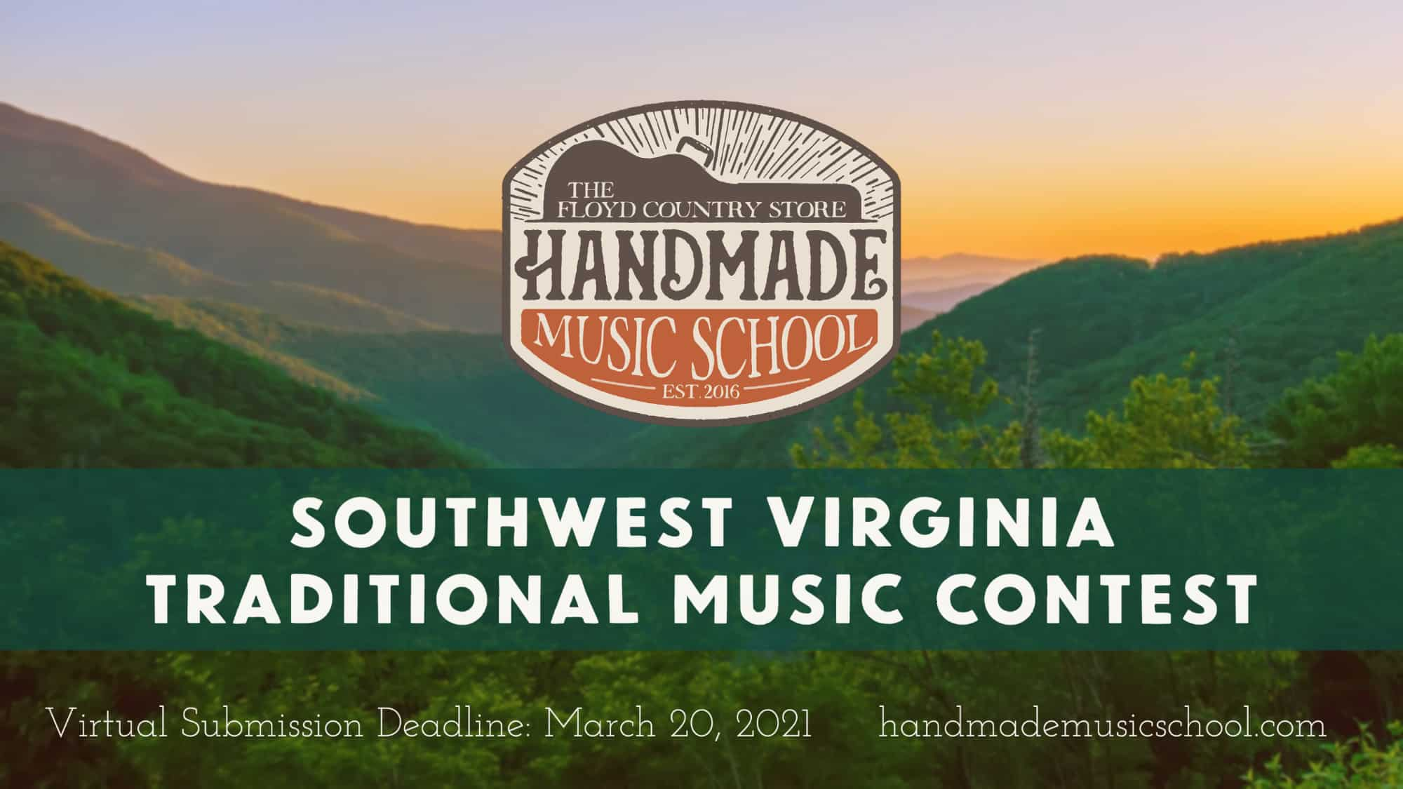 Southwest Virginia Traditional Music Contest 2021