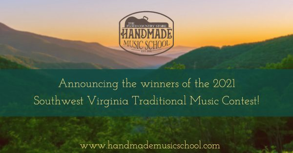 Southwest Virginia Traditional Music Contest 2021 Winners