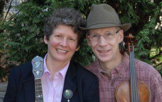Terri McMurray and Paul Brown
